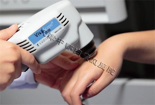 美国三维皮肤CT检测